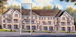 Brand New Townhome in Ajax
