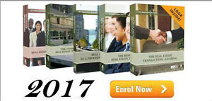 2017 OREA PDF E-books--Real Estate Exam Course Official Books--