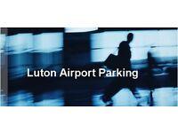 Luton Airport parking spaces
