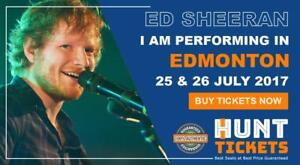 Ed Sheeran Tickets on Sale Now with Special Promo Codes