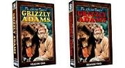 Grizzly Adams DVD