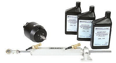 Uflex SYSTEM1.1 Steering Sys-Hyd Sterndrive Fm Stern Drive Steering Systems