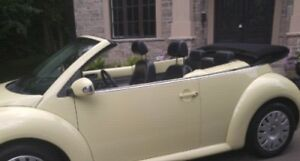 2004 Volkswagen Beetle Convertible 2.0 (Rare in this shape)