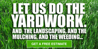 Make your yard beautiful for the summer - Mowing/Yardwork -Cheap