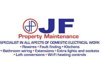 Electrician Liverpool - JF Property Maintenance