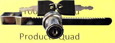 Sliding Glass Display Locks - Keyed Alike - Display Case