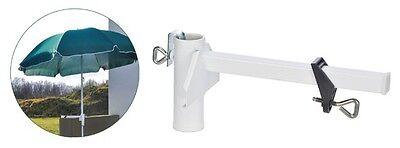 Sonnenschirmhalter Balkonschirmhalter Sonnenschirm Halterung für Balkon Geländer