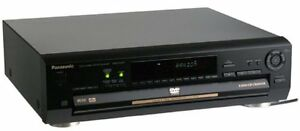 Panasonic DVD/Video CD Player 5-CD Changer