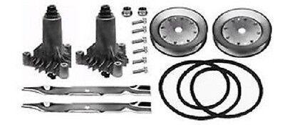 Heavy Duty 42  Deck Rebuild Kit For Sears Craftsman Mowers 130794 134149 144959