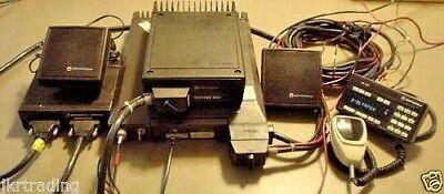 Motorola Syntor X9000 Vhf Xx 9000 Two-way Radio