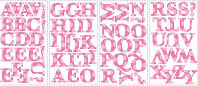 RoomMates RMK1251SCS Express Yourself Pink Peel & Stick Wall