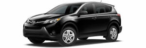 2015 Toyota RAV4 SUV, Crossover Lease Takeover