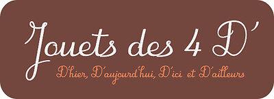 JOUETS DES 4D