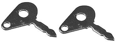 960128m91 Keys Set Of 2 Fits Many Massey Ferguson Case Ihdavid Brown Tractors
