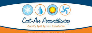 Heating and cooling split system air conditioner installations. Kalamunda Kalamunda Area Preview