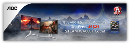 $25 Steam Credit for $20 (USD)