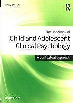 The Handbook of Child and Adolescent Clinical 9781138806139