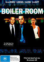 Boiler Room DVD NEW