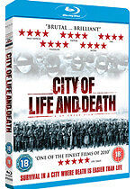 CITY OF LIFE AND DEATH ★ New Blu Ray ★