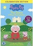 Peppa Pig DVD The Queen