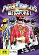 Power Rangers DVD