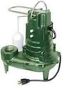 1/2 HP Sewage Pump