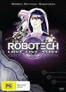 Robotech DVD
