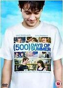 500 Days of Summer DVD