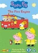 Peppa Pig Fire Engine DVD