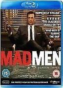 Mad Men Blu Ray
