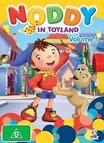 Noddy in Toyland Vol 1 DVD NEW