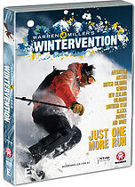 Warren Miller's Wintervention DVD NEW