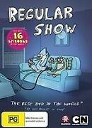 Regular Show DVD