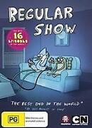 Regular Show DVD