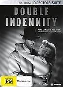 Double Indemnity DVD