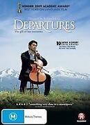 Departures DVD