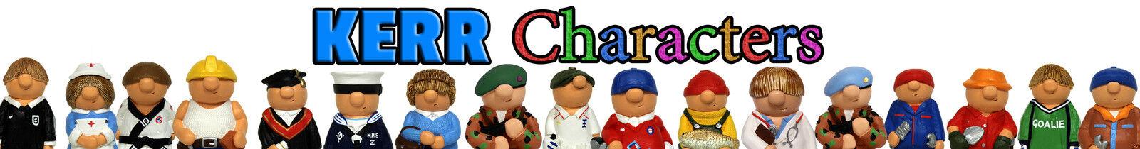 Kerr Characters
