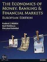 The Economics of Money Banking and Financial M 9780273731801