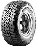 "35"" MT tires!  35x12.50 R20 MT tires from ONLY $287 each!!"