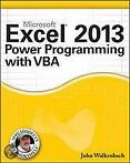 Excel 2013 Power Programming with VBA 9781118490396