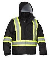 Forcefield Hi-Visibility Safety Driver's Jacket