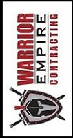 Warrior empire contracting