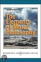 The Elements of Moral Philosophy 9781259007880