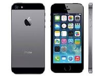 Apple iPhone 5s Factory unlocked, 4G and Good Conditions BLACK
