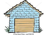 Lock Up Garage Available ToRent In Cumbernauld