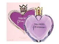 PERFUME (VERA WANG PRINCESS) £ 22 NEW 4 units available