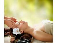 Massage for relaxation no more stress in Your body