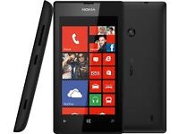 Nokia Lumia 520 Black On EE