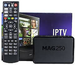 HD MAG BOX WD 12 MONTH GIFT SKYBOX OPNBOX CABLE BOX VM