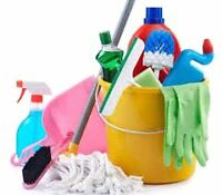 RESIDENCIAL CLEANING LADY AVAILABLE